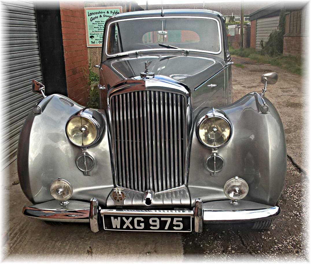 1952 Bentley MkVI R-Type – SOLD