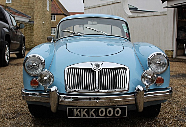 1959年 MG-A