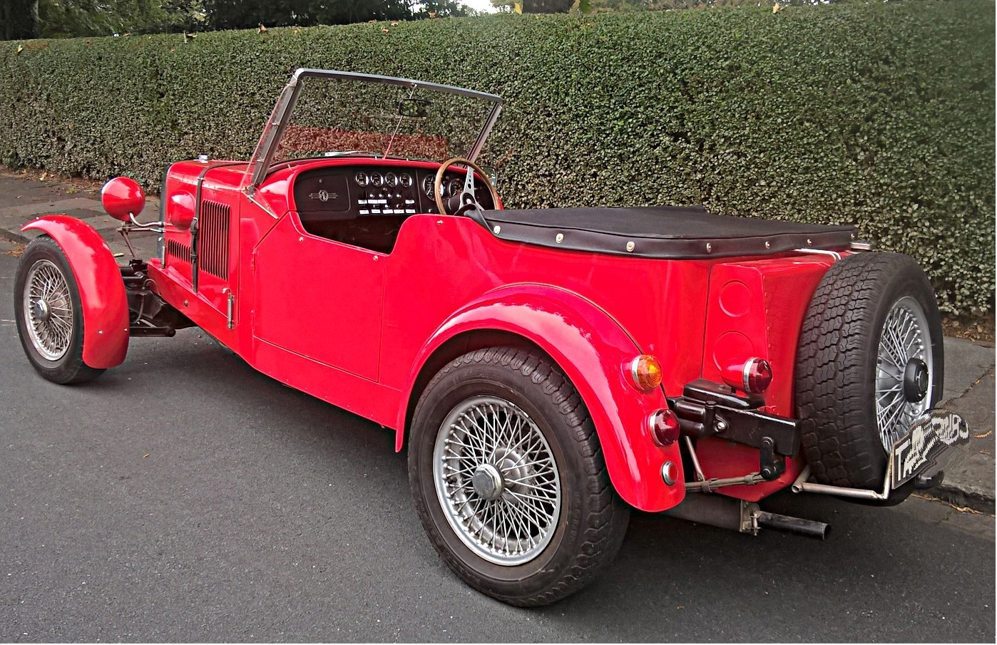 mg special 35