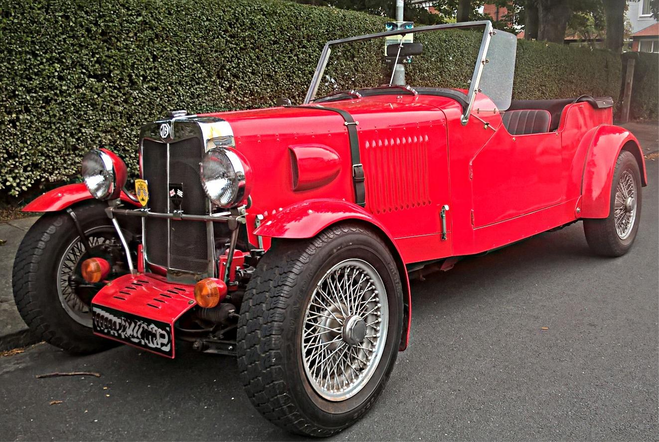 1954 mg td kit car