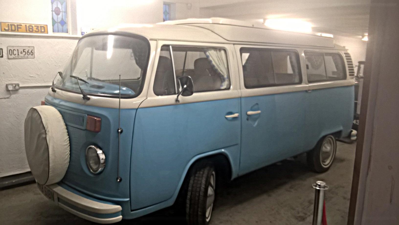 1974 VW T2 Bay Camper – SOLD   Kult Kars
