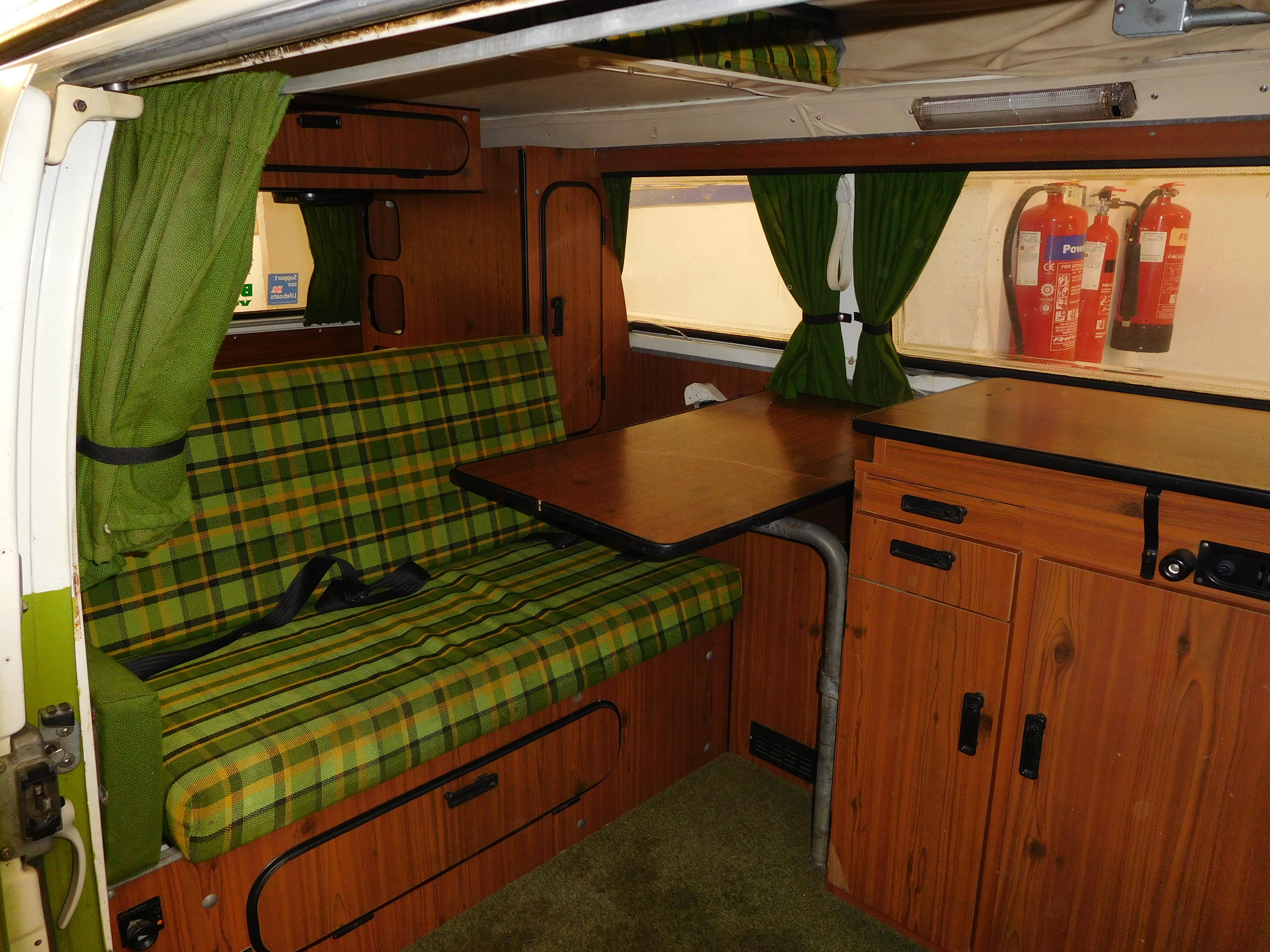 1977 Vw Westfalia Camper Sold Kult Kars