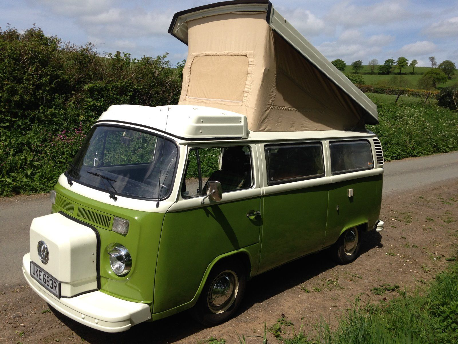 1977 Vw Westfalia Camper Sold Kult Kars