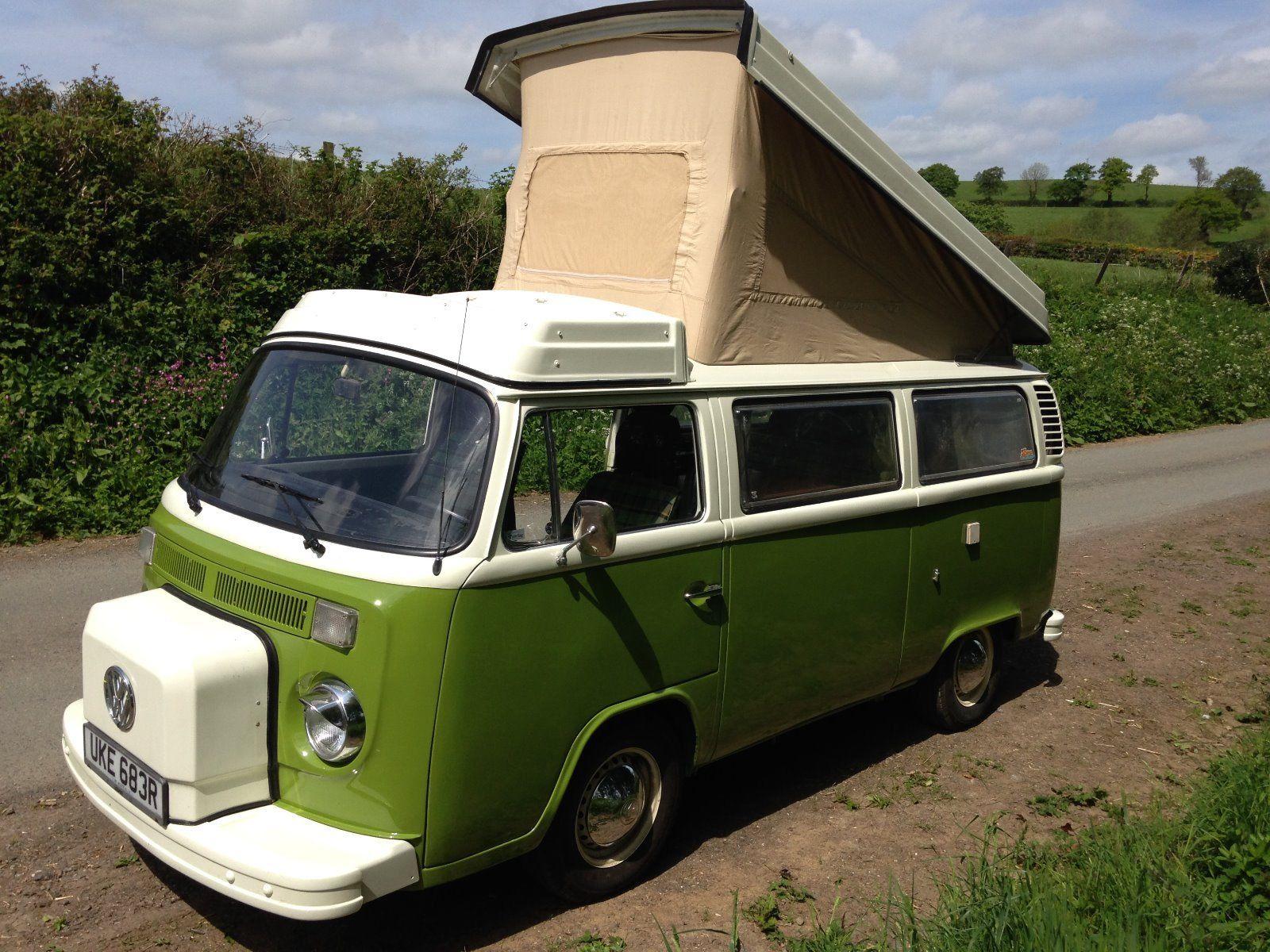 1977 vw westfalia camper sold kult kars. Black Bedroom Furniture Sets. Home Design Ideas