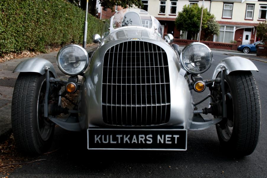 Vintage Alfa Romeo Tribute – SOLD | Kult Kars